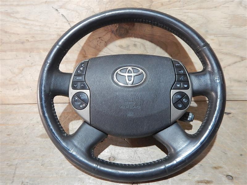Airbag на руль Toyota Prius NHW20 1NZ-FXE 2007