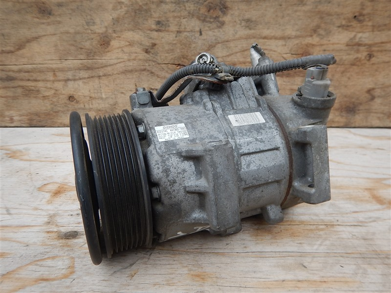 Компрессор кондиционера Toyota Blade AZE154 2AZ-FE