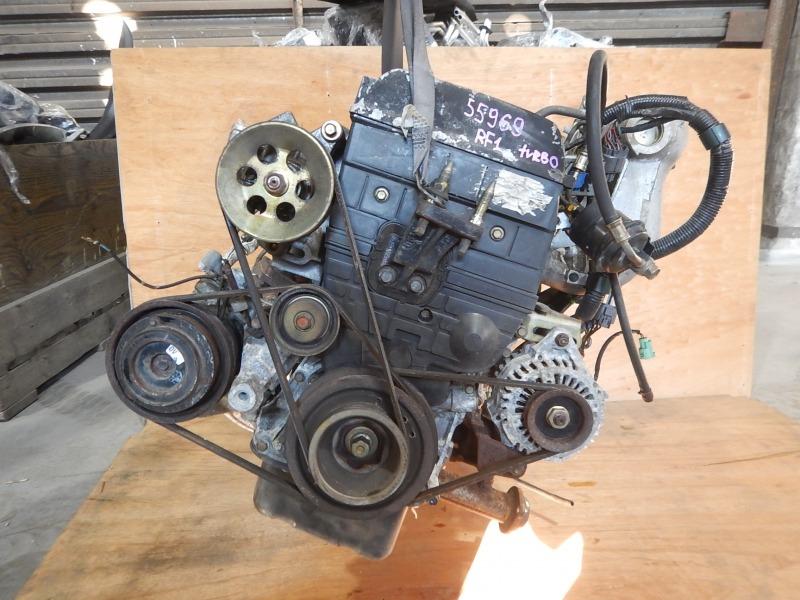 Двс Honda Step Wagon RF1 B20B-T 2000
