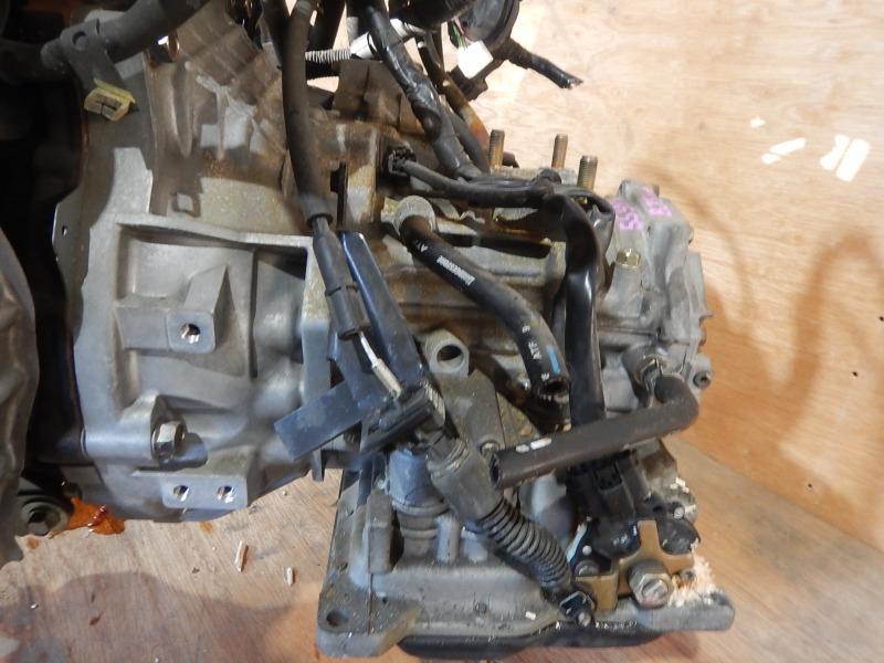 Акпп Mazda Familia BJ5W ZL 2002