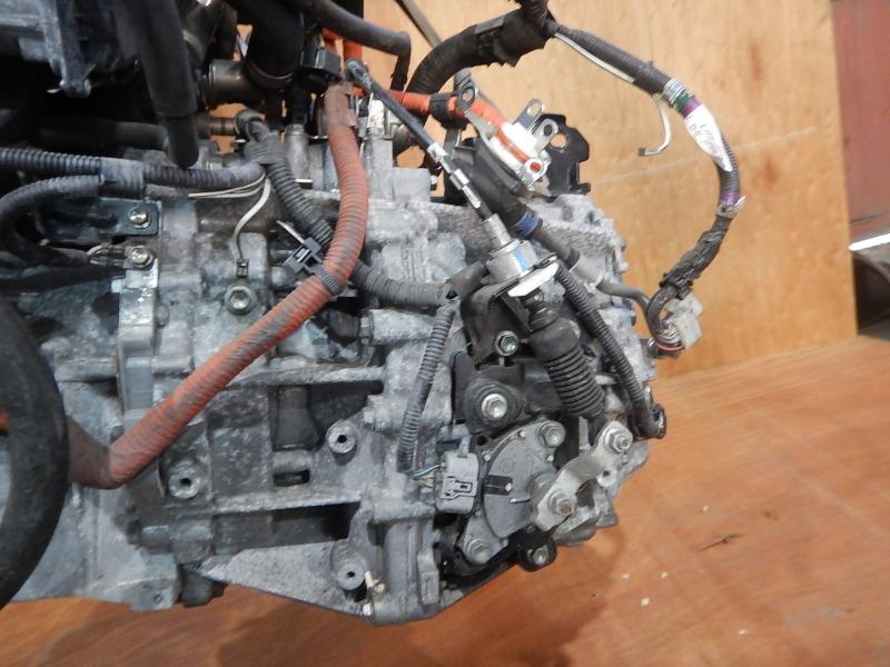 Акпп Toyota Aqua NHP10 1NZ-FXE