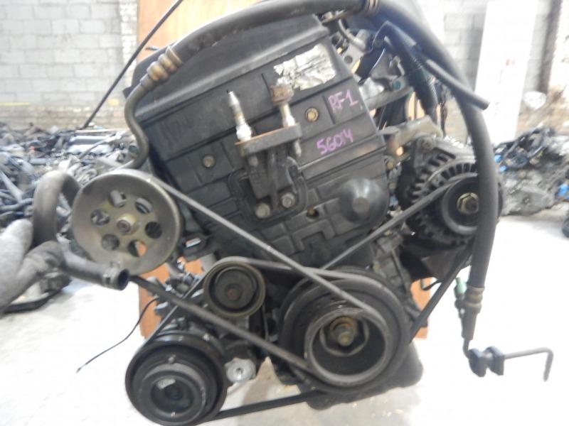 Двс Honda Step Wagon RF1 B20B 2000