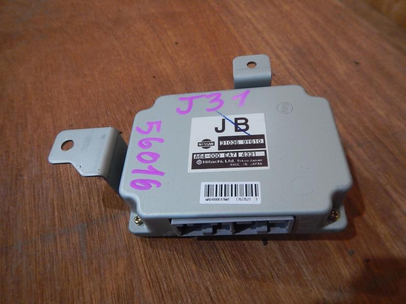 Блок управления акпп Nissan Teana J31 VQ23DE 2004