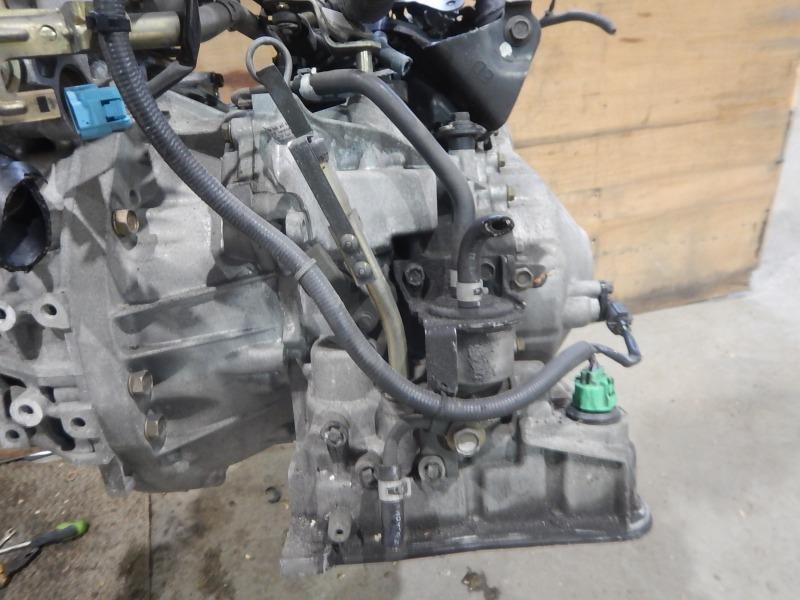 Акпп Nissan Primera TP12 QR20DE 2004