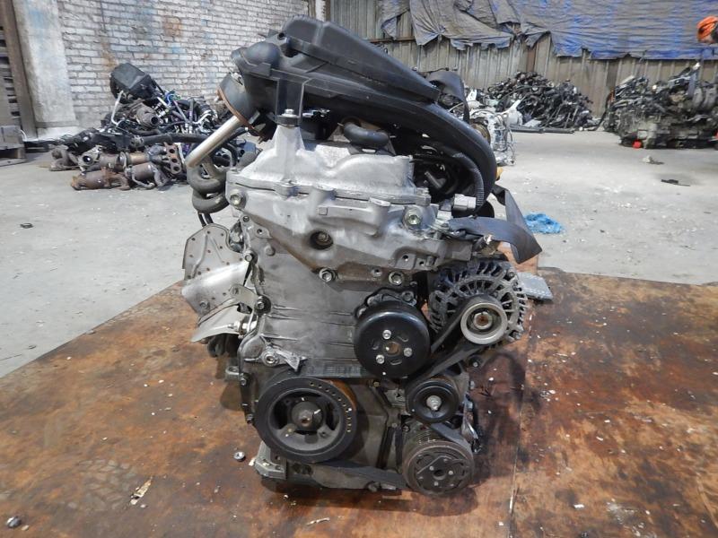 Двс Nissan March K13 HR12DE 2011