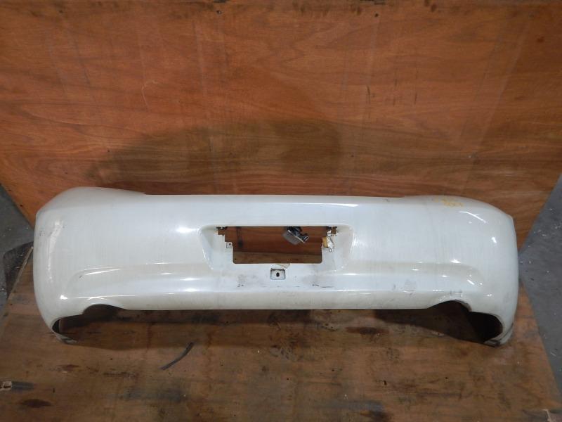 Бампер Nissan Skyline PV36 VQ35HR задний
