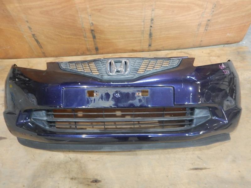 Бампер Honda Fit GE6 L13A 2008 передний
