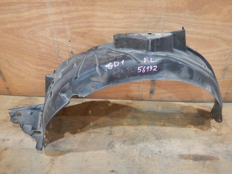 Подкрылок Honda Fit GD1 L13A 2005 передний левый