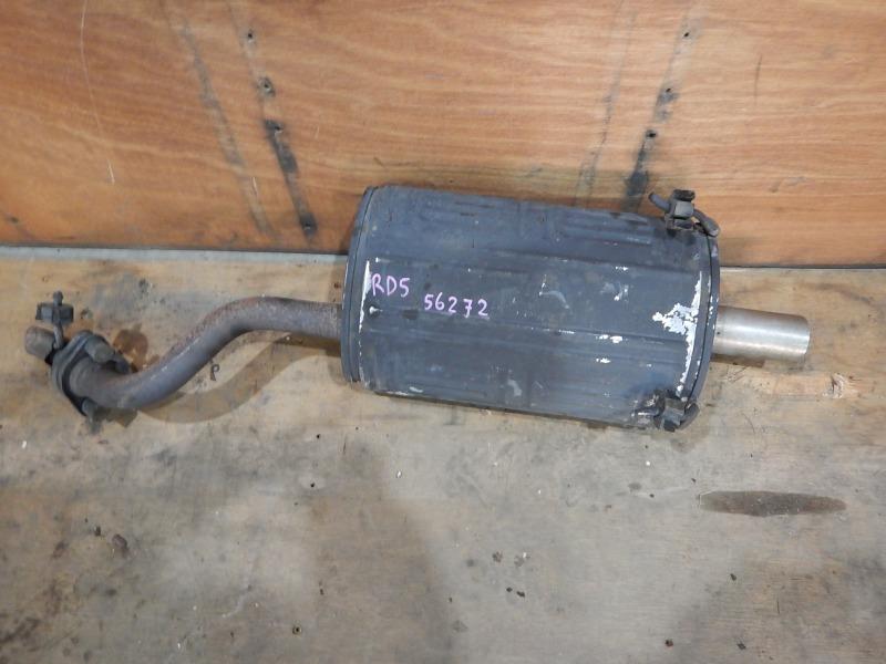 Глушитель Honda Cr-V RD5 K20A 2001 задний