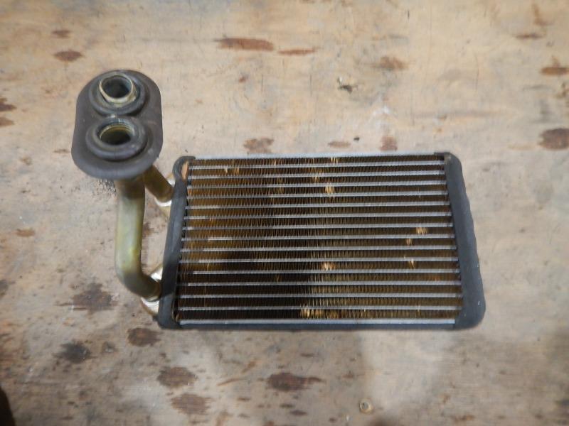 Радиатор печки Toyota Corolla AE100