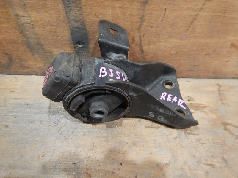 Подушка двигателя Mazda Familia BJ5W ZL 2002 задняя