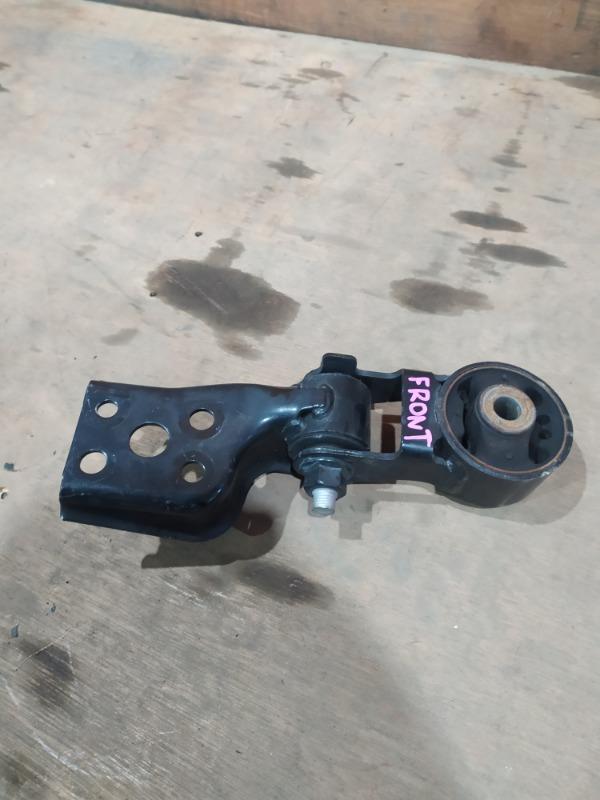 Подушка двигателя Toyota Aqua NHP10 1NZ-FXE 2015 задняя