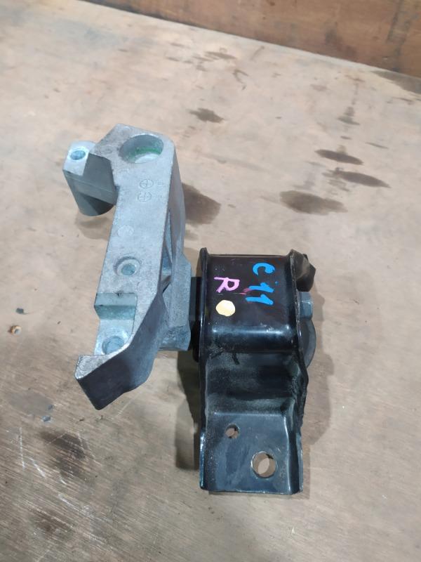 Подушка двигателя Nissan Tiida C11 HR15DE 2009 правая