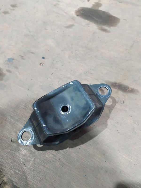 Подушка двигателя Nissan March K13 HR12DE 2011 левая