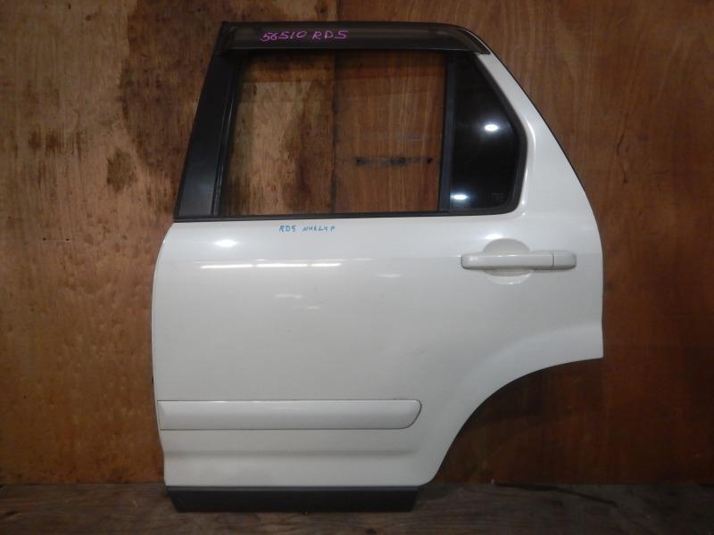 Дверь Honda Cr-V RD5 K20A 2001 задняя левая