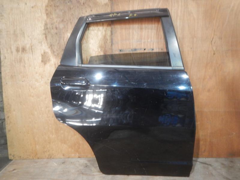 Дверь Honda Fit GP1 LDA задняя правая