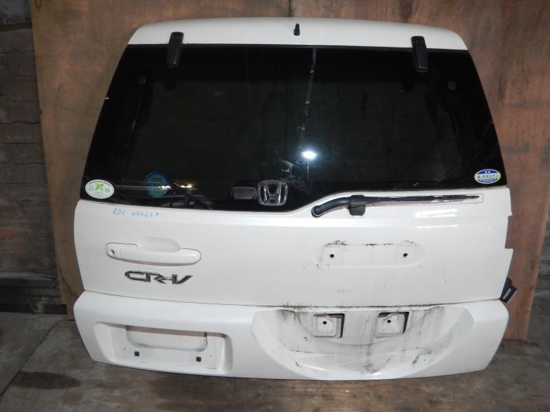 Дверь 5-я Honda Cr-V RD5 K20A 2001