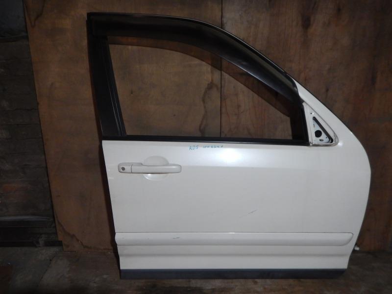 Дверь Honda Cr-V RD5 K20A 2001 передняя правая