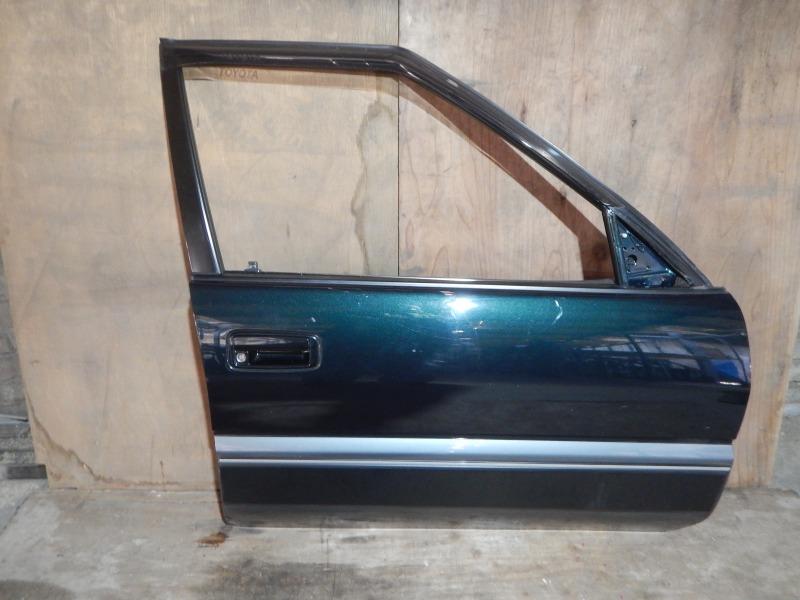 Дверь Toyota Carib AE95 4A-FHE 1994 передняя правая