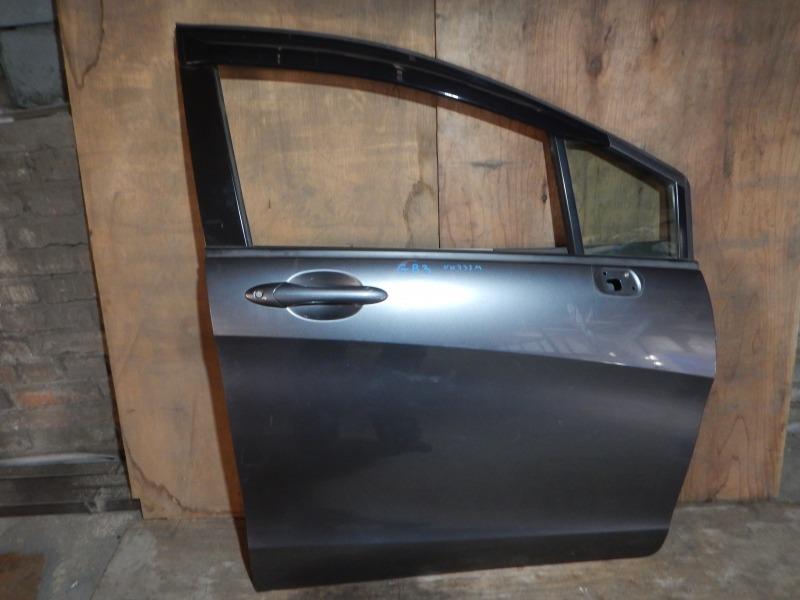 Дверь Honda Freed GB3 L15A 2010 передняя правая
