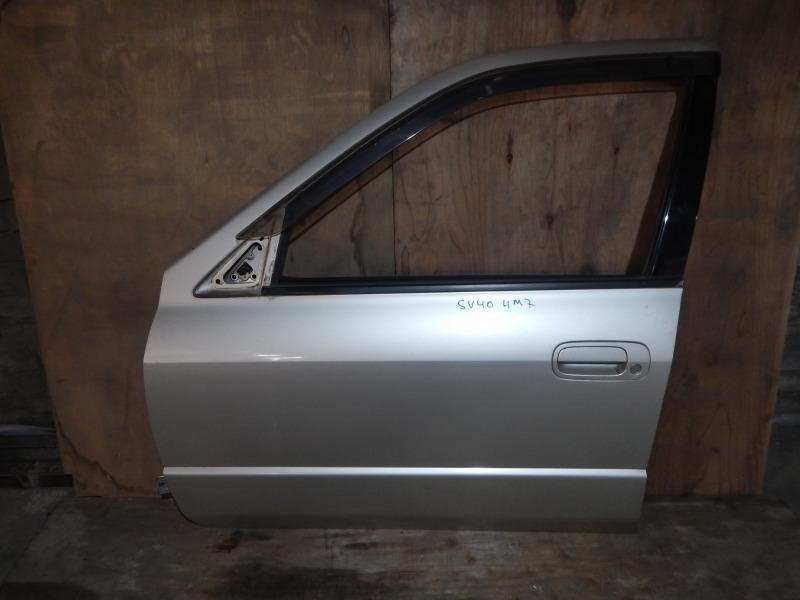 Дверь Toyota Camry SV40 4S-FE 1997 передняя левая