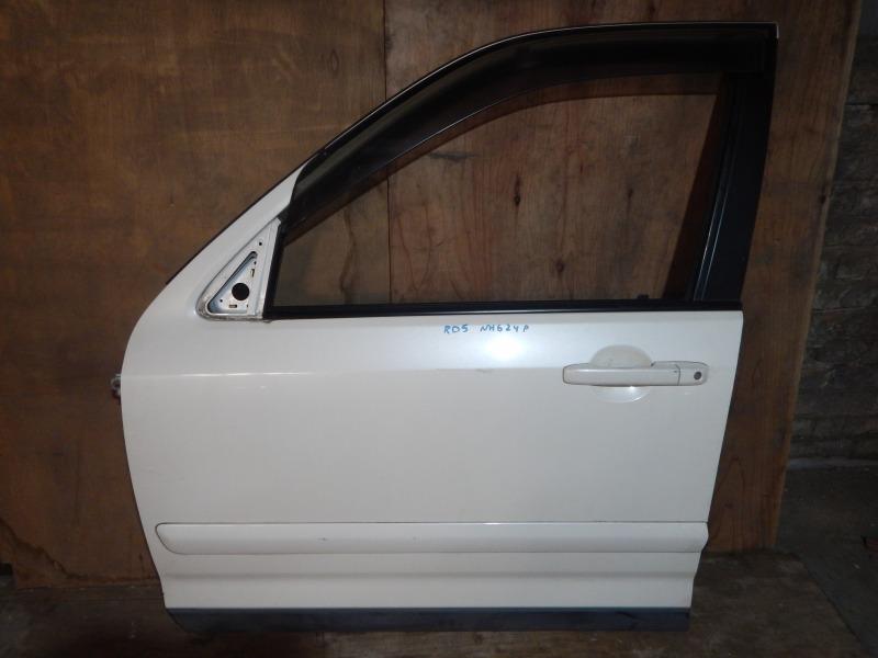 Дверь Honda Cr-V RD5 K20A 2001 передняя левая
