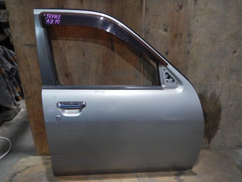 Дверь Nissan Cube AZ10 CGA3 2001 передняя правая