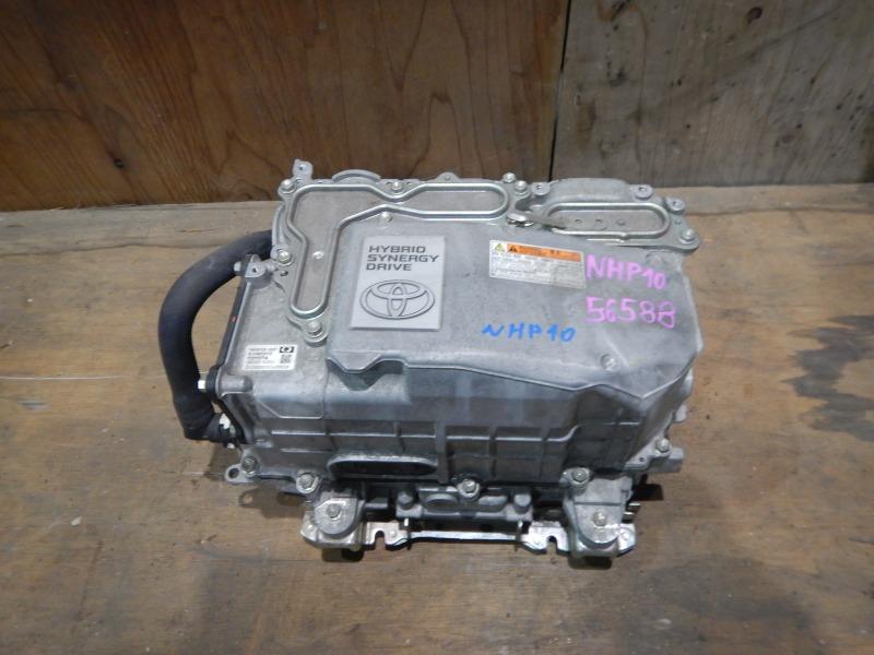 Инвертор Toyota Aqua NHP10 1NZ-FXE 2015