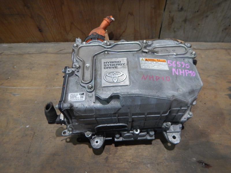 Инвертор Toyota Aqua NHP10 1NZ-FXE