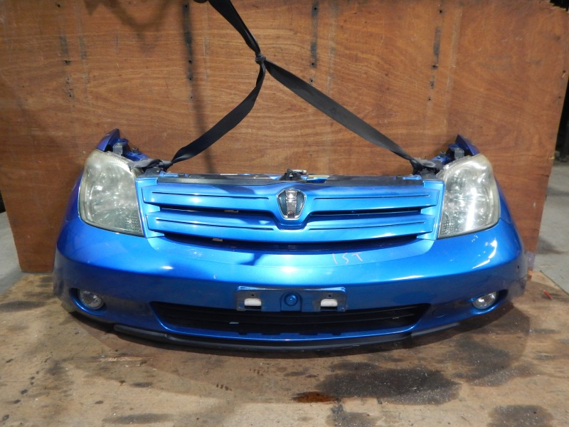 Nose cut Toyota Ist NCP60 2NZ-FE
