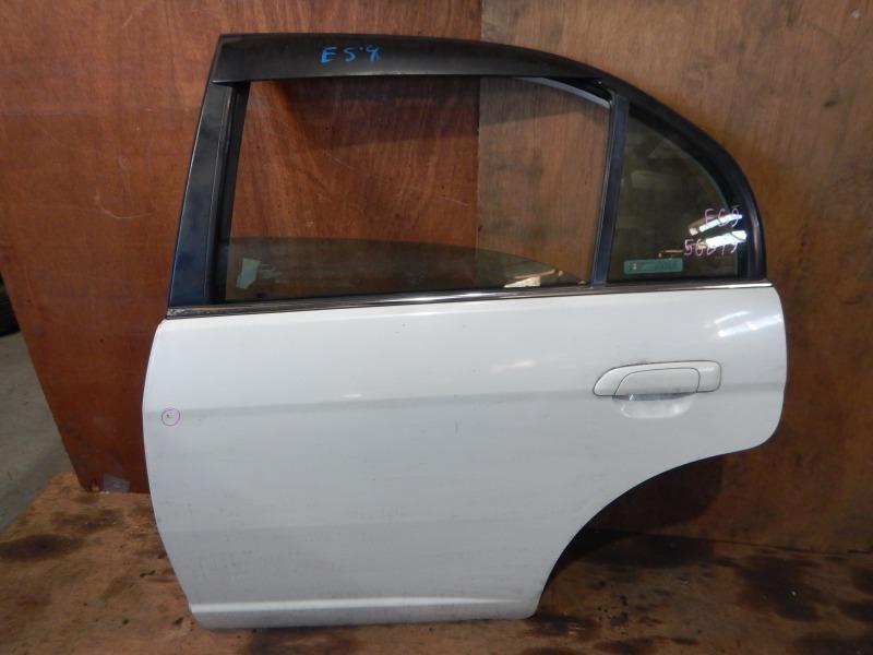 Дверь Honda Civic ES9 LDA задняя левая
