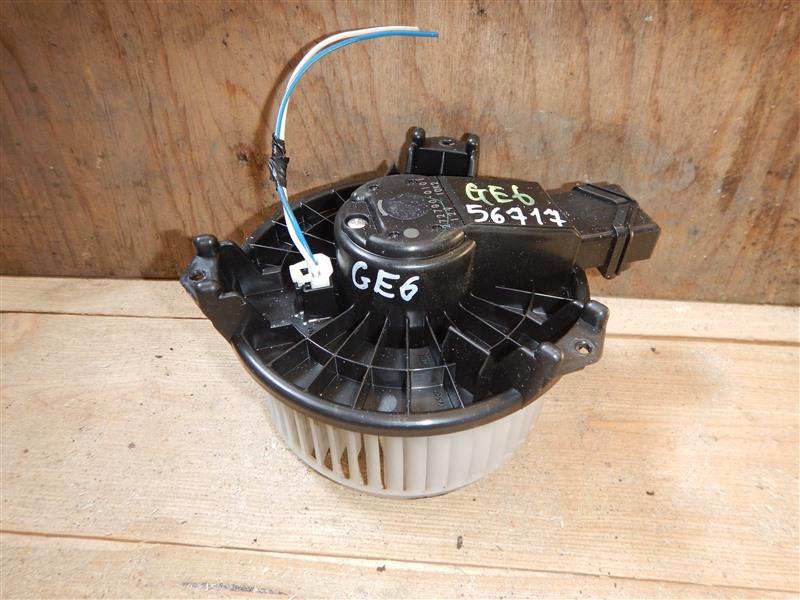 Мотор печки Honda Fit GE6 L13A 2008