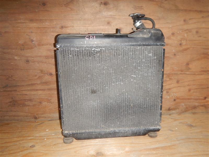 Радиатор Honda Fit GD1 L13A