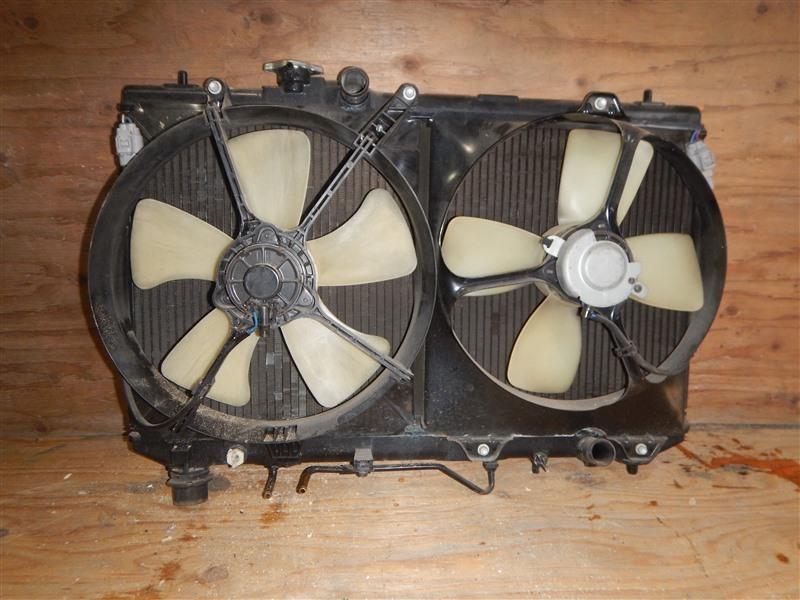 Радиатор Toyota Camry SV40 4S-FE 1997
