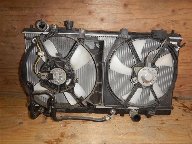 Радиатор Mazda Familia BJ5W ZL 2002