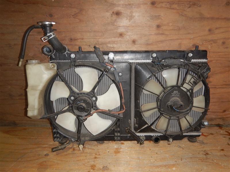 Радиатор Honda Fit GD1 L13A 2005