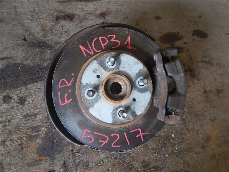 Ступица Toyota Bb NCP31 1NZ-FE 2001 передняя правая
