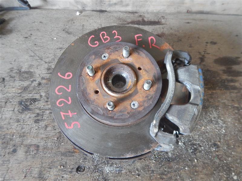 Ступица Honda Freed GB3 L15A 2010 передняя правая