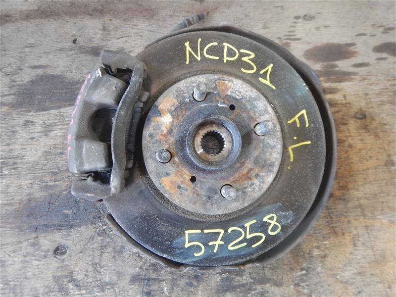 Ступица Toyota Bb NCP31 1NZ-FE 2001 передняя левая