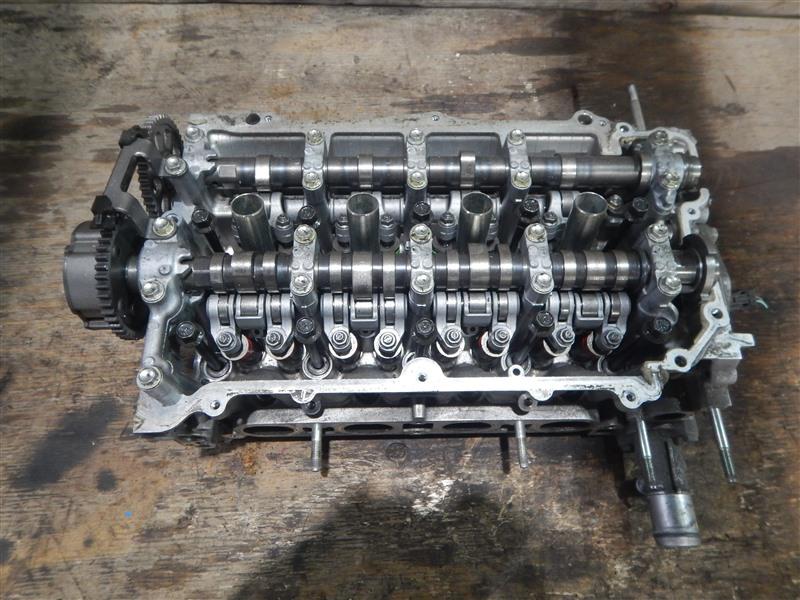 Головка блока цилиндров Honda Fit GP5 LEB