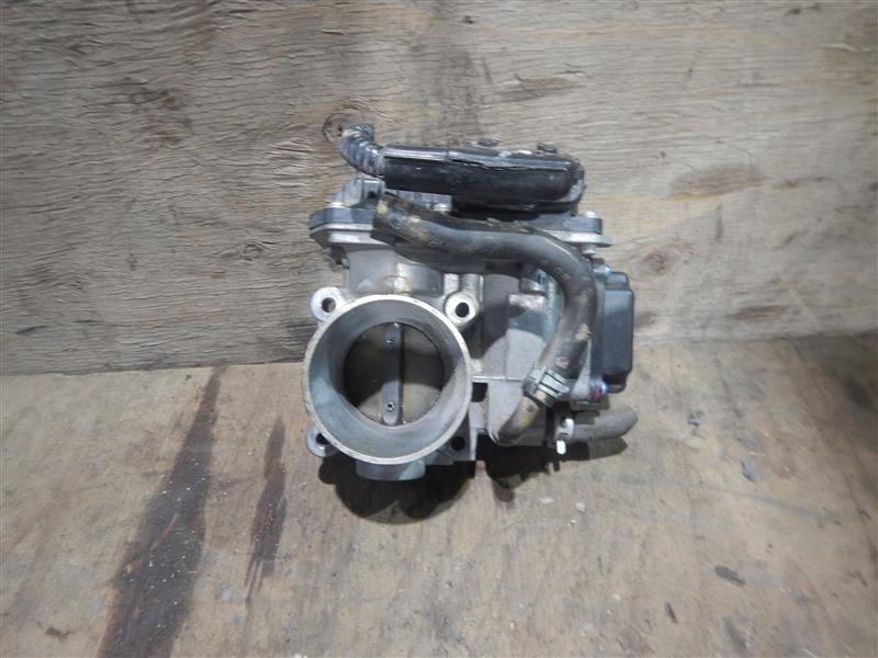 Заслонка дроссельная Honda Fit GP5 LEB