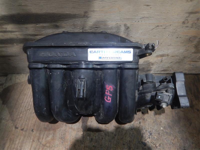 Коллектор впускной Honda Fit GP5 LEB