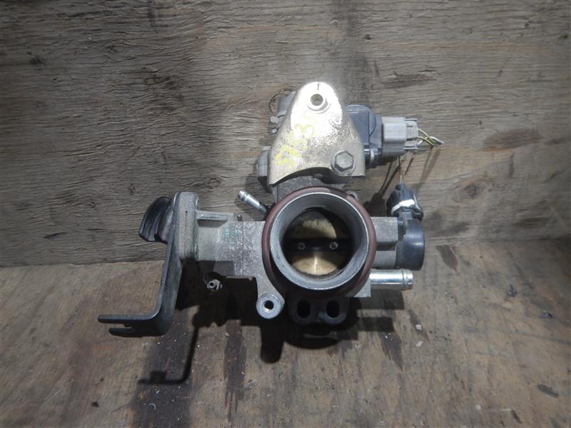 Заслонка дроссельная Toyota Passo QNC10 K3-VE