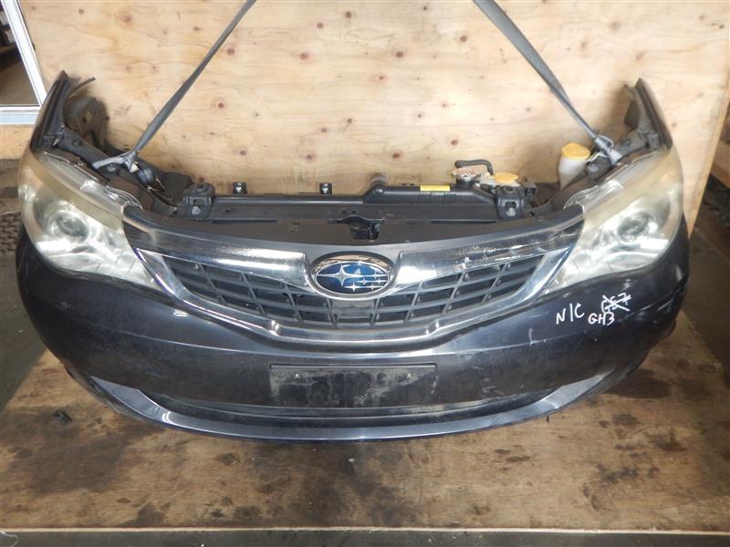 Nose cut Subaru Impreza GH3 EL15 2011