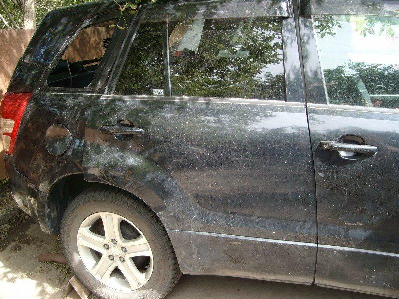 Форточка двери Suzuki Grand Vitara TD54W 2005 задняя правая