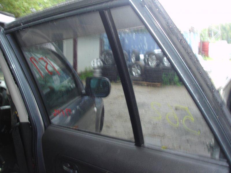 Форточка двери Suzuki Grand Vitara TD54W J20A. H27A.M16A. N32A 2005 задняя правая