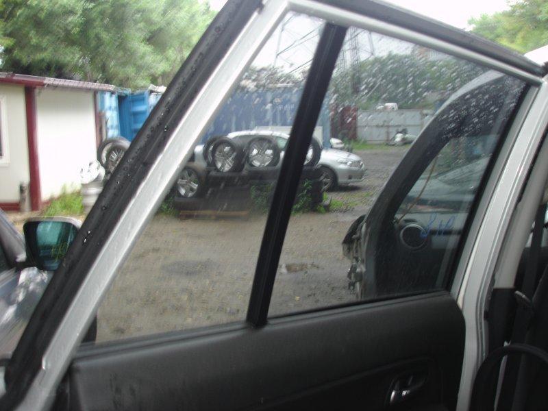 Форточка двери Suzuki Grand Vitara TD54W J20A. H27A.M16A. N32A 2005 задняя левая