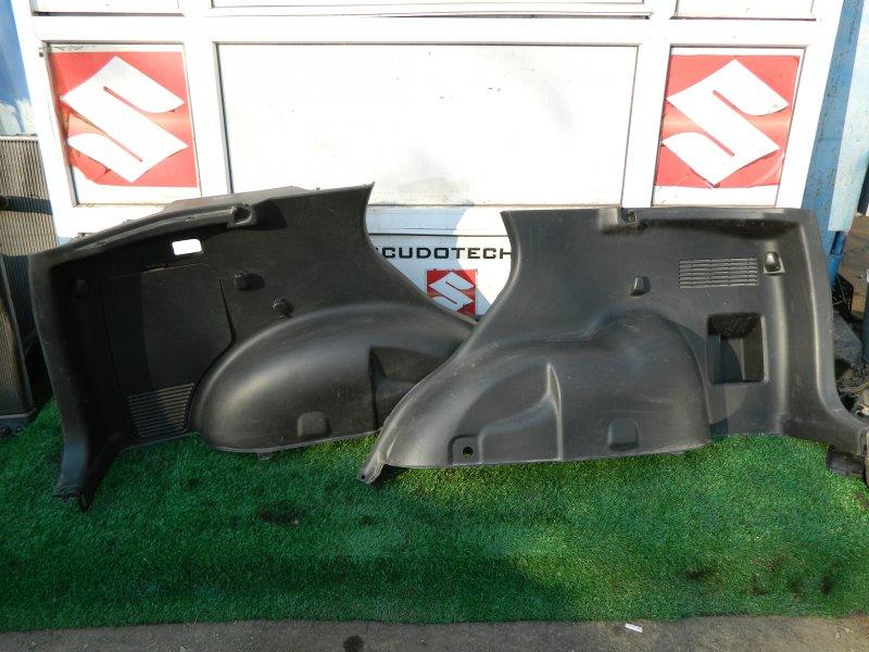 Обшивка багажника Suzuki Grand Vitara TD54W J20A 2005