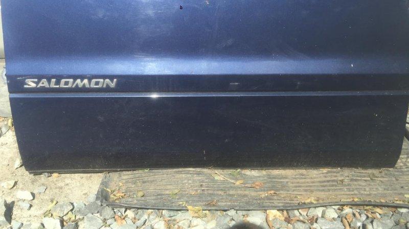 Молдинг двери Suzuki Grand Vitara TD54W J20A 2005 передний