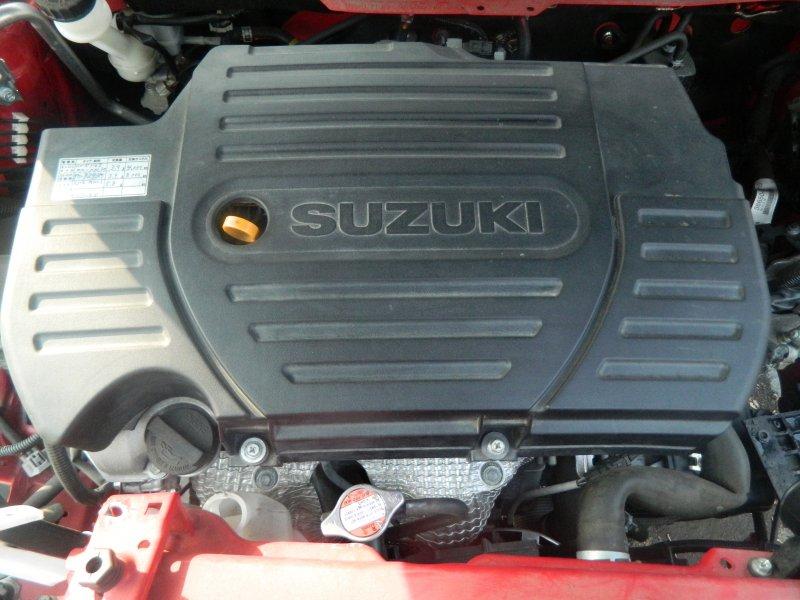 Двигатель Suzuki Vitara YE21S M16A 2015